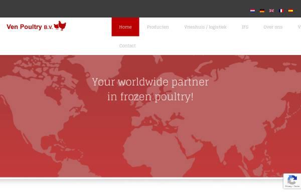 Vorschau von www.venpoultry.nl, Ven Poultry B.V.