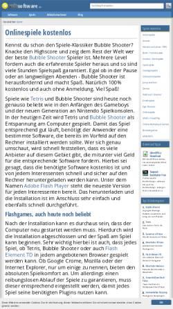 Vorschau der mobilen Webseite www.arcadestar.de, Arcadestar.de