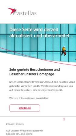 Vorschau der mobilen Webseite www.leben-mit-transplantation.de, Information und Forum zum Thema Transplantation