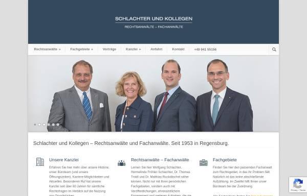 Vorschau von www.schlachter-kollegen.de, Schlachter & Kollegen