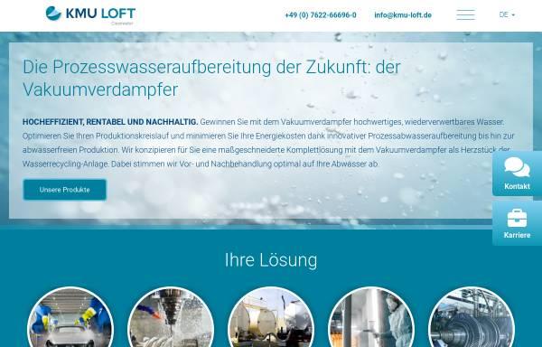 Vorschau von www.loft-gmbh.de, LOFT Anlagenbau und Beratung GmbH