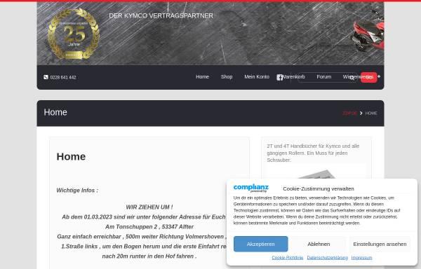 Vorschau von www.zzip.de, ZIP Motorräder und Roller