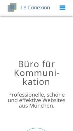 Vorschau der mobilen Webseite www.golden-twenties.net, Ristorante Golden Twenties