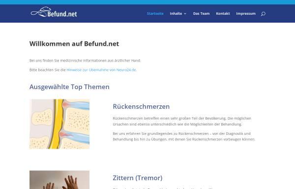 Vorschau von www.neuro24.de, Mayer, Karl. C.