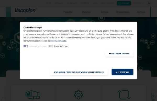 Vorschau von www.vecoplan.de, Vecoplan AG