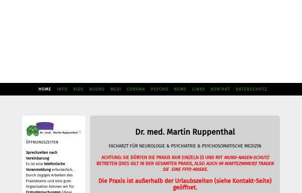 Vorschau von www.martin-ruppenthal.de, Ruppenthal, Martin