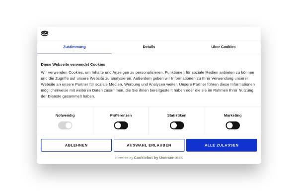 Vorschau von www.nerven-bochum.de, Sczesni, Niederhofer, Kauermann, Gemeinschaftspraxis für Neurologie und Psychiatrie