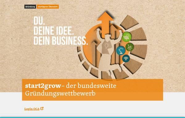 Vorschau von www.start2grow.de, start2grow