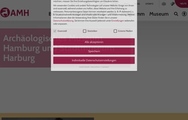 Vorschau von www.helmsmuseum.de, Helms Museum