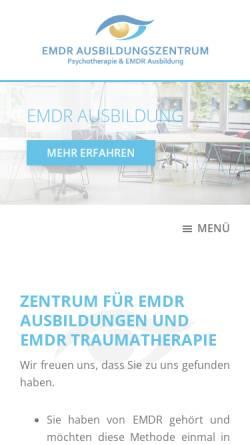 Vorschau der mobilen Webseite www.prokativ.de, PROKATIV Trainings GbR - Persönlichkeitsentwicklung, Training & Coaching