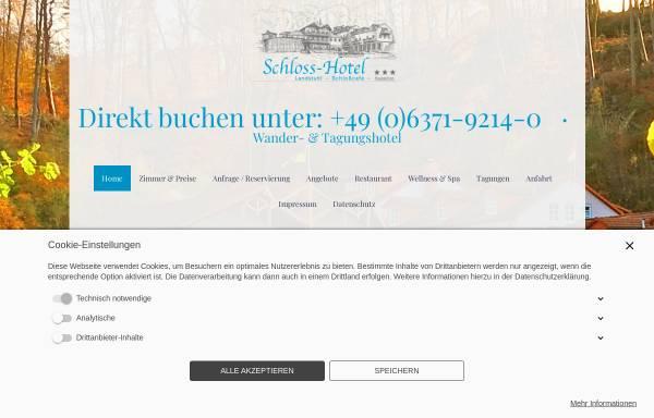 Vorschau von www.schlosshotel-landstuhl.de, Schlosshotel Landstuhl
