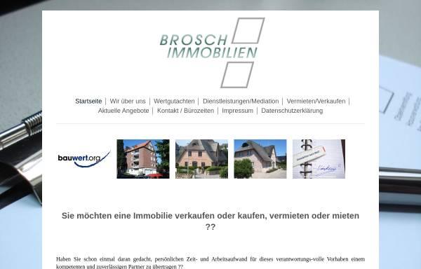 Vorschau von immobilien-brosch.de, Immobilien Brosch