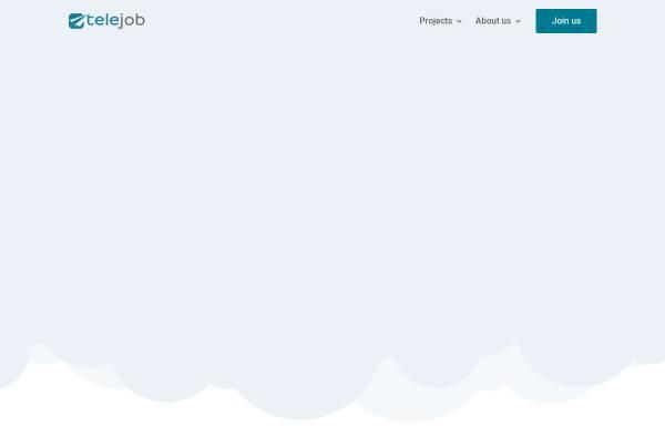 Vorschau von www.telejob.ch, Telejob