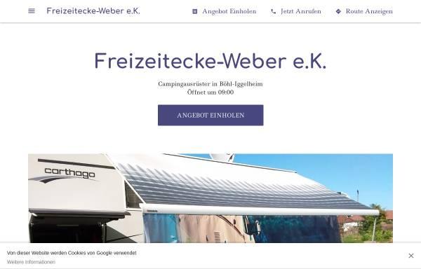 Vorschau von freizeit-ecke-weber.business.site, Freizeit-Ecke Weber