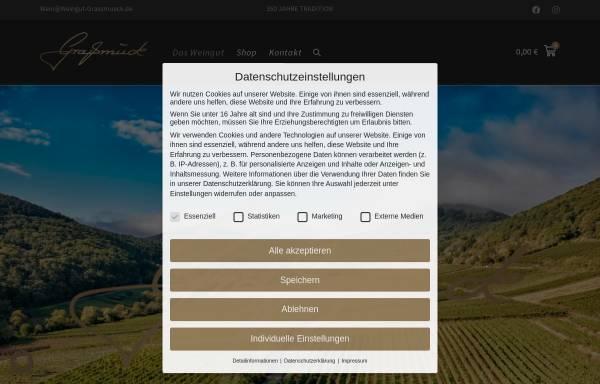 Vorschau von www.weingut-grassmueck.de, Weingut Graßmück