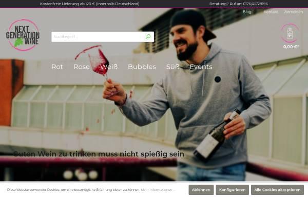 Vorschau von www.weinort-birkweiler.de, Weinort Birkweiler