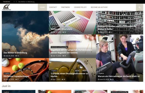 Vorschau von www.france-maritime.de, France-Maritime