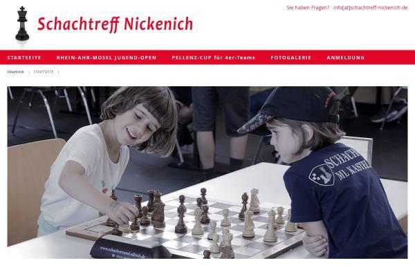 Vorschau von schachtreff-nickenich.de, Schachtreff Nickenich
