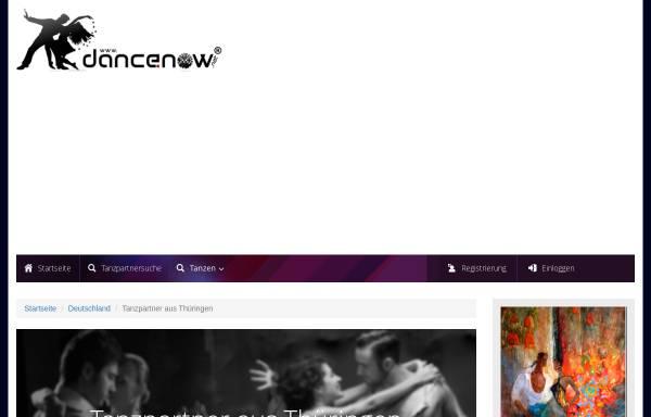 Vorschau von www.tanzportal-thueringen.de, Tanzportal Thüringen