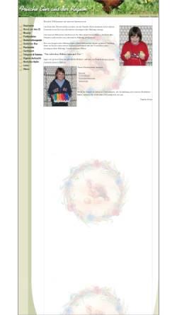 Vorschau der mobilen Webseite www.bodenhaltung.de, Burkhardt Klein