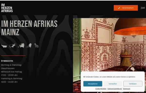 Vorschau von www.im-herzen-afrikas.de, Im Herzen Afrikas