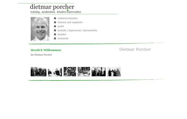 Vorschau von rhytmonanz.de, Rhytmonanz - Dietmar Porcher