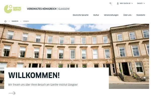 Vorschau von www.goethe.de, Goethe-Institut