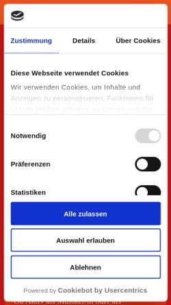 Vorschau der mobilen Webseite www.musikverein-dommershausen.de, Musikverein Harmonie Dommershausen e.V.