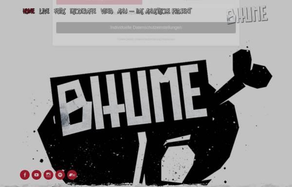 Vorschau von www.bitume.de, Bitume