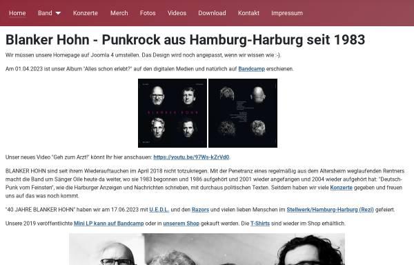 Vorschau von www.blanker-hohn.de, Blanker Hohn