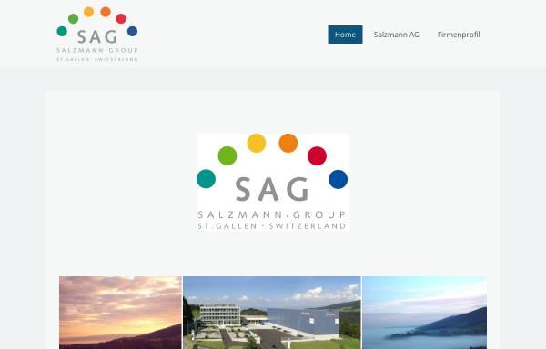 Vorschau von www.salzmann-group.ch, Salzmann AG
