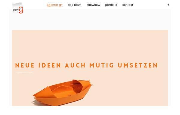 Vorschau von www.gplus.at, Agentur G+ Niederleuthner & Wartner Oeg