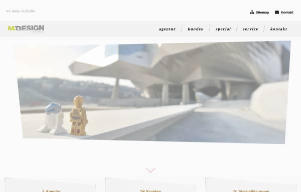 Vorschau von mdesign.at, mDesign Jörg Mauhart