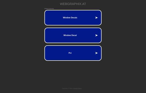 Vorschau von www.webgraphix.at, Webgraphix [Eicher & Berger OEG]