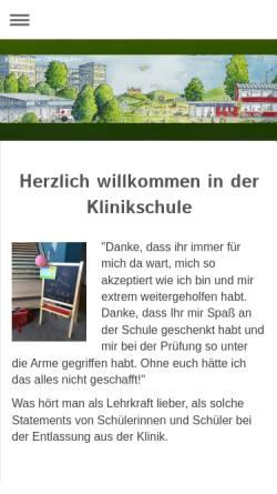 Vorschau der mobilen Webseite www.sfk-oberfranken.de, Dinosaurier Rekorde