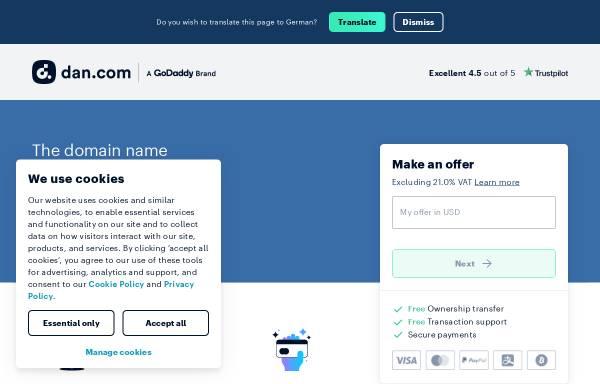 Vorschau von www.dinowelt.de, Dinowelt