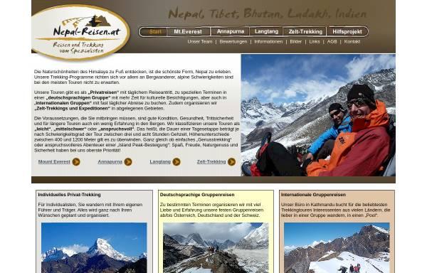 Vorschau von nepal-trekking.at, Nepal Annapurna Circuit Trekking [Clemens Weiskopf]
