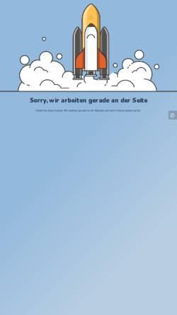 Vorschau der mobilen Webseite www.pro-motions.de, Andrea Grell