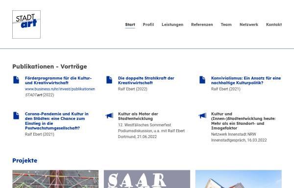 Vorschau von www.kulturwirtschaft-nrw.de, Kulturwirtschaft NRW