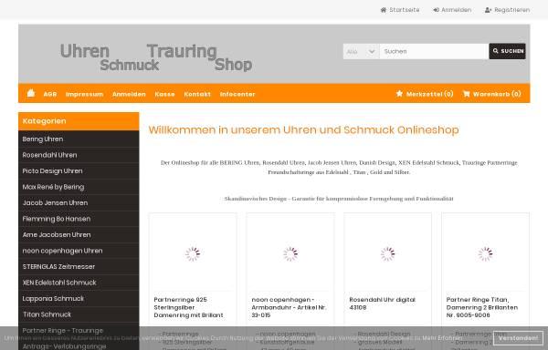 Vorschau von www.perlen-schwerin.de, Goldschmiede Nothdurft