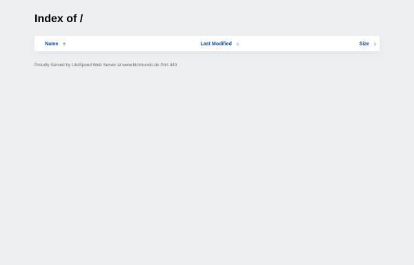 Vorschau von www.bicimundo.de, Fahrradweltreise