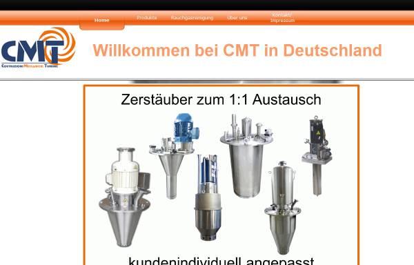 Vorschau von www.werco.de, Hans G. Werner Industrietechnik GmbH