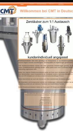 Vorschau der mobilen Webseite www.werco.de, Hans G. Werner Industrietechnik GmbH
