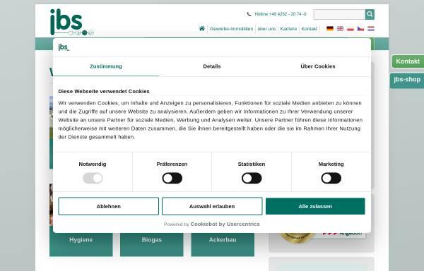 Vorschau von jbs.gmbh, Joachim Behrens Scheessel GmbH