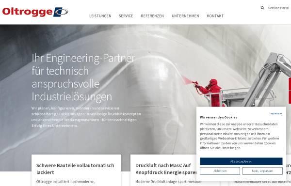 Vorschau von www.oltrogge.de, Oltrogge & Co.