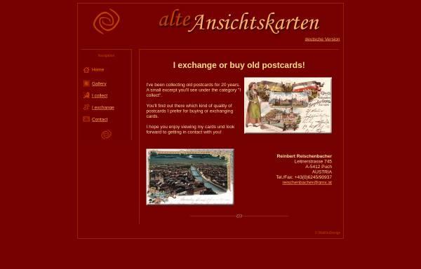 Vorschau von www.alte-ansichtskarten.at, Alte Ansichtskarten