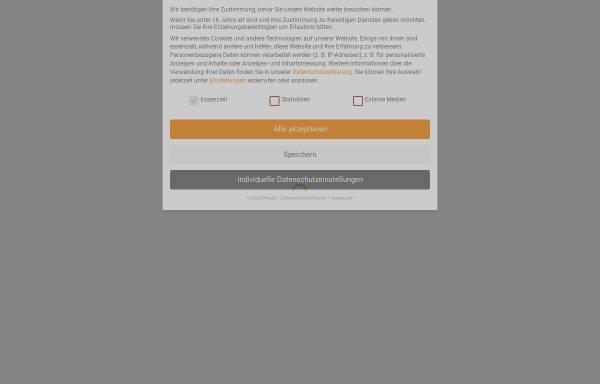 Vorschau von www.tuxhorn.de, Gebr. Tuxhorn GmbH & Co. KG