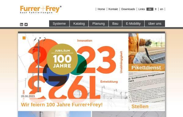Vorschau von www.furrerfrey.ch, Furrer+Frey AG