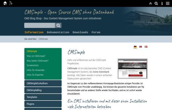 Vorschau von www.schlauchboote-spezial.de, Schlauchboote, das Kofferraumprogramm, Gert Ebersbach