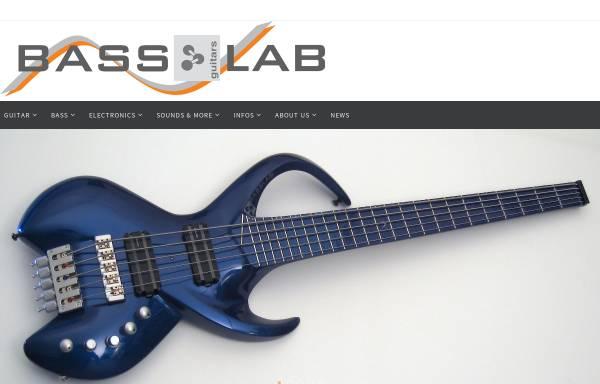 Vorschau von www.basslab.de, Bass Lab